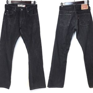Levi's 514 High Rise Slim Jeans